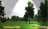 Oakland Hills V2 logo