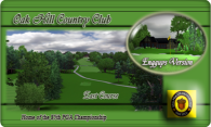 Oak Hill Country Club - East Course logo