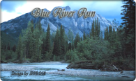 Blue River Run logo