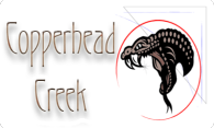 Copperhead Creek logo