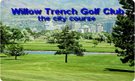 Willow Trench Golf Club (City Course) logo