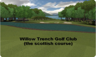 Willow Trench Golf Club (Scottish Course) logo