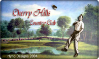 Cherry Hills (Remastered) logo