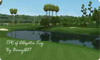 TPC at Alligator Key logo