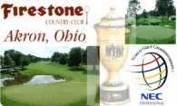 Firestone CC - South Course logo
