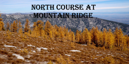 North Course at Mountain Ridge logo