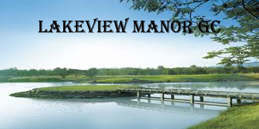 Lakeview Manor Golf Club logo