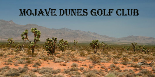 Mojave Dunes Golf Club logo