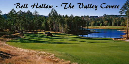 Bell Hollow - The Valley Course logo