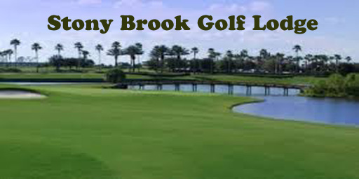 Stony Brook Golf Lodge logo