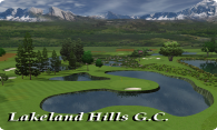 Lakeland Hills G.C. logo