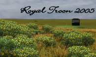 Royal Troon 2005 logo