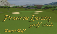 Prarie Basin Golf Club logo
