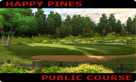 Happy Pines - Public Course logo