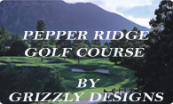 Pepper Ridge Golf Course logo