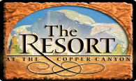 The Resort at the Copper Canyon logo