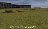 Carnoustie Links 2005 logo