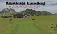 Admirals Landing logo