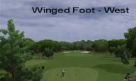 Winged Foot - West v1.1 logo
