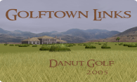 Golftown Links logo