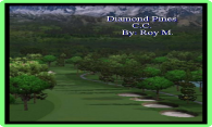 Diamond Pines C.C. logo