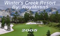 Winters Creek Resort logo