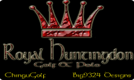 Royal Huntingdon G.P. logo