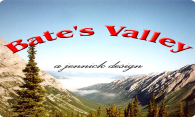 Bates Valley logo