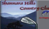 Shannara Hills Country Club logo