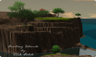 Fantasy Islands GC logo