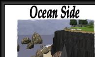 Ocean side logo