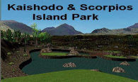 Kaishs and Scorps Island Park logo