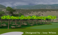 Horizon Sands Country Club logo