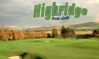 Highridge Golf Club logo