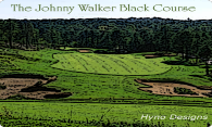 The Johnny Walker Black Course logo
