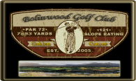 Bolinwood - Golden Course logo