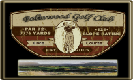 Bolinwood - Lake Course logo