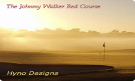 The Johnny Walker Red Course logo