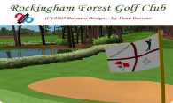 Rockingham Forest Golf Club logo