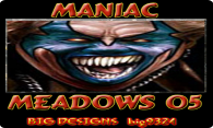 Maniac Meadows 05 logo