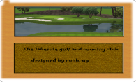 The Lakeside Golf and Country Club logo