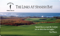 Links at Spanish Bay (Pebble Beach) logo