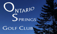 Ontario Springs G.C. logo