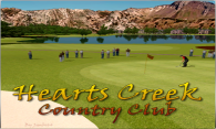 Hearts Creek Country Club logo