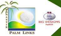 Palm Links Golf logo