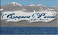 Conquest Pointe logo
