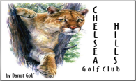 Chelsea Hills Golf Club logo