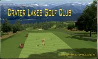 Crater Lakes Golf Club logo