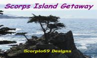 Scorps Island Getaway logo