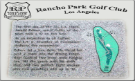 Rancho Park Golf Club logo